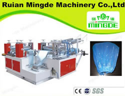 Plastic Shoe Cover Machine